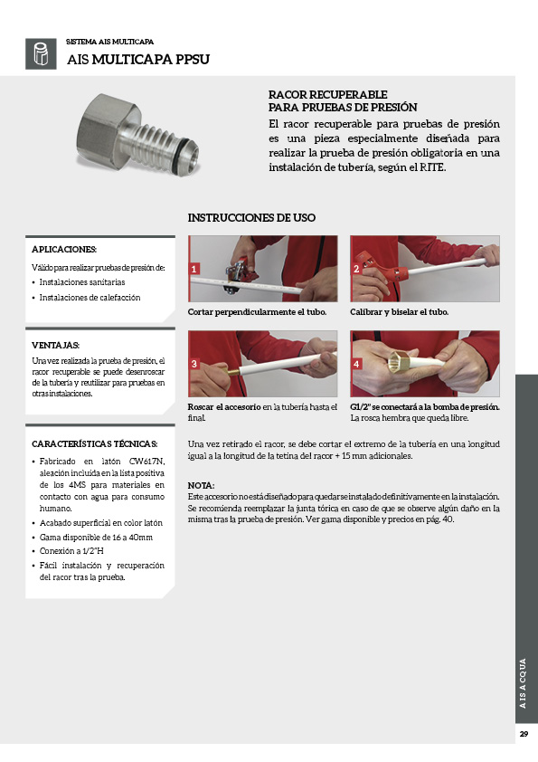 Soluciones innovadoras de fontanería y climatización29