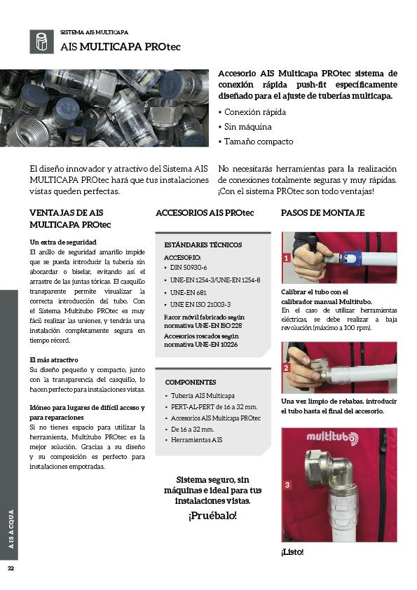Soluciones innovadoras de fontanería y climatización32