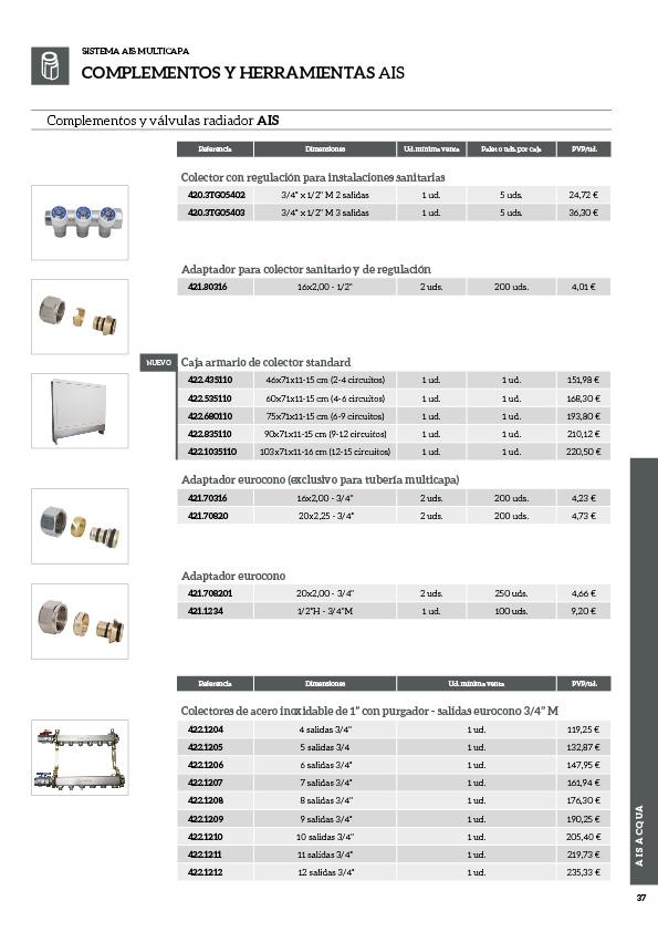 Soluciones innovadoras de fontanería y climatización37