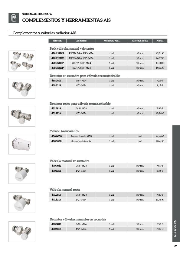 Soluciones innovadoras de fontanería y climatización39