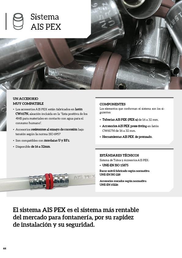 Soluciones innovadoras de fontanería y climatización44