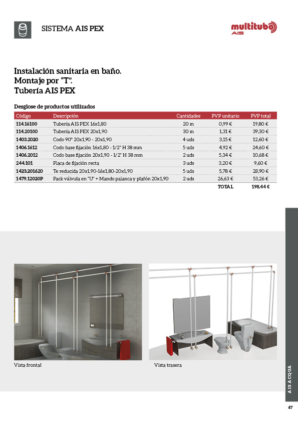 Soluciones innovadoras de fontanería y climatización47