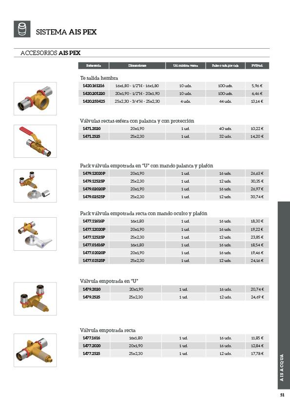 Soluciones innovadoras de fontanería y climatización51