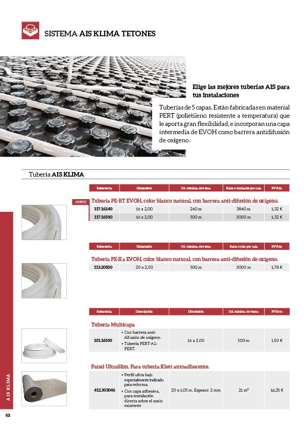 Soluciones innovadoras de fontanería y climatización62