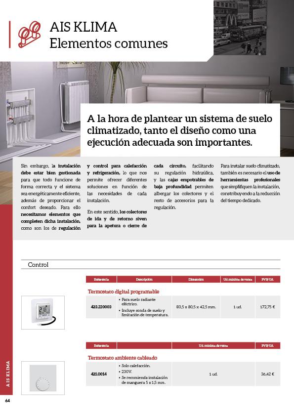 Soluciones innovadoras de fontanería y climatización64