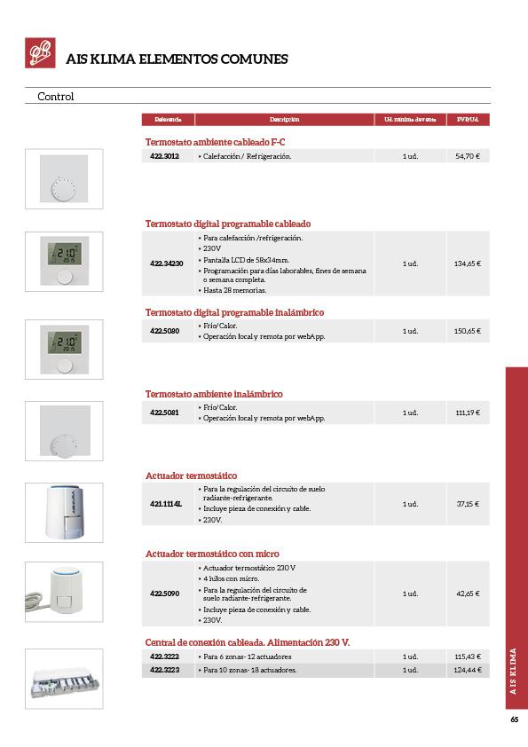 Soluciones innovadoras de fontanería y climatización65