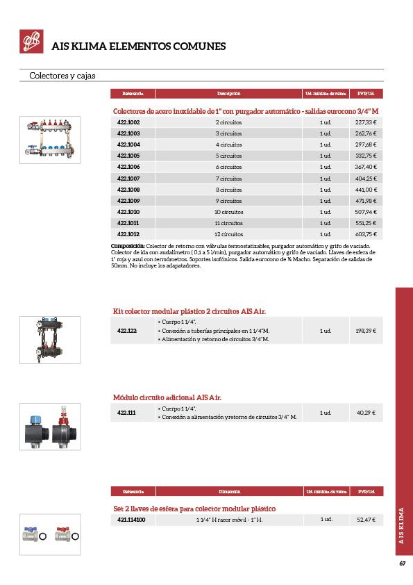 Soluciones innovadoras de fontanería y climatización67